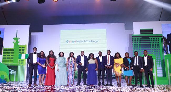 Winners Of First Google Impact Challenge Africa Emerge