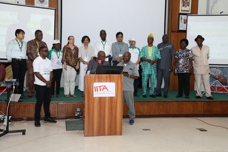 IITA introduces agric digital tools to boost food production